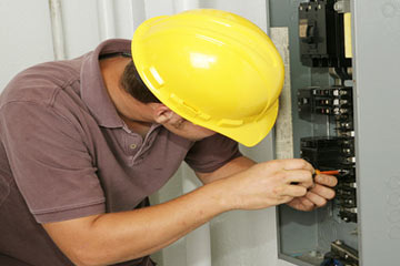 Electrical panel upgrade and repair